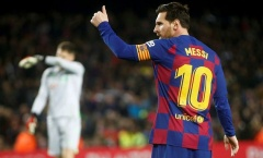 Đây, những thống kê biết nói chứng tỏ sự toàn diện của Lionel Messi