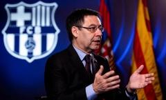 Trao đổi với 4 trụ cột, chủ tịch Bartomeu muốn cắt giảm 30% quỹ lương