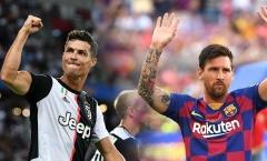 'Tôi thích Ronaldo nhưng phải công nhận Messi giỏi hơn'