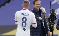 Lampard: 'Chelsea đá lờ đờ trong hiệp một và được may mắn đồng hành'