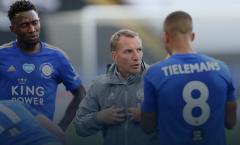 Leicester bị Chelsea hất cẳng khỏi FA Cup, Brendan Rodgers nói gì?