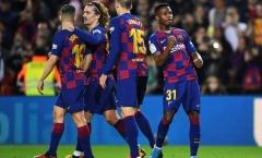 'Barca giờ thiếu điều đó, thứ họ luôn có trước đây'
