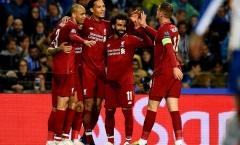 'Liverpool xứng đáng với mọi thành công họ có, CLB hay nhất thế giới'
