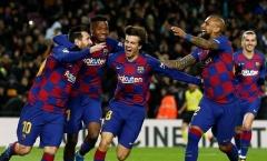 Loại 'Iniesta mới' khỏi kế hoạch, Koeman bảo học trò rời Barca