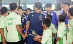 Đàn em Công Phượng đối đầu U16 Nhật Bản