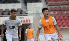 Cựu tiền đạo U23 Việt Nam khoác áo TP.HCM