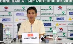 HLV Hoàng Anh Tuấn: 'Tôi không hài lòng về 3 trận đấu đã qua của U19 Việt Nam'