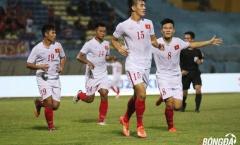 19h00 ngày 19/09, U19 Việt Nam vs U19 Malaysia: Đánh chiếm ngôi đầu
