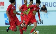 Lịch - Bảng xếp hạng và cầu thủ nghỉ thi đấu vòng 10 V-League 2017