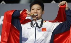 15 tuổi phá kỷ lục SEA Games, Kim Sơn muốn vươn tầm thế giới