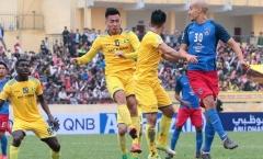 Em họ Văn Quyến lập công, SLNA vẫn không thể thoát thua ở AFC Cup