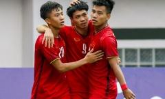 NÓNG: Đã mua bản quyền ASIAD 2018, fan được xem U23 Việt Nam từ vòng 1/8?