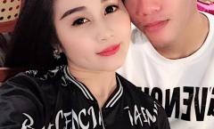 Ngắm bạn gái xinh như hoa hậu của tân tuyển thủ ĐT Việt Nam