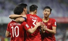 Bộ đôi 'song Hải' tỏa sáng, ĐT Việt Nam mở toang cánh cửa đi tiếp ở Asian Cup 2019