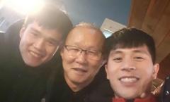 """Điểm tin bóng đá Việt Nam sáng 31/01:  Đình Trọng, Xuân Hưng gặp """"bố nuôi"""" trên đất Hàn"""