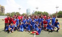 Hoàng 'bò', Ngọc Hải ủng hộ cựu tuyển thủ Thế Anh mở học viện