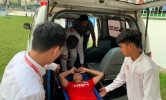 HAGL thắng sân nhà, Triệu Việt Hưng nhập viện cấp cứu