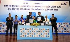 Vô địch giải hạng nhất Quốc gia 2019 được thưởng 1 tỷ đồng.