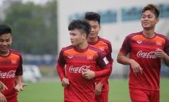 """Điểm tin bóng đá Việt Nam tối 25/04: Thầy Park thêm cận vệ Choi, U23 Việt Nam chốt lịch """"khởi động"""" SEA Games 30"""