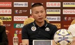 Thầy Quang Hải than phiền chuyện gặp bất lợi lịch V-League