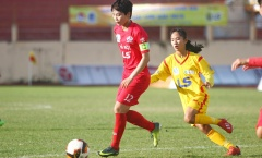 Vòng 3 giải VĐQG nữ 2019: Phong phú Hà Nam cưa điểm, Hà Nội thắng dễ