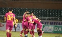 Vùi dập đội bóng tí hon 4-2, Sài Gòn vào tứ kết Cúp Quốc gia 2019