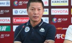 Đấu Bình Dương ở chung kết AFC Cup, HLV Hà Nội nói 1 điều đặc biệt