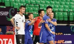 Giải futsal châu Á 2019: Thái Sơn Nam vào tứ kết với 3 trận toàn thắng