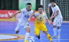 """Giải futsal VĐQG 2019: Thái Sơn Nam """"cưa điểm"""" với Sahako, kịch tính cuộc đua vô địch"""