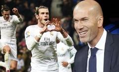 Zinedine Zidane: Khi mà 'dùng người' cũng là một thứ triết lý