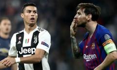 TTCN trở nên điên rồ vì Cristiano Ronaldo và Lionel Messi