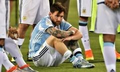 Lionel Messi chạy trời cũng không thoát... Chile
