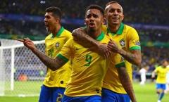 Đội tuyển Brazil và 'cơn khát' kéo dài đằng đẵng 12 năm