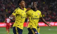 Sao trẻ tỏa sáng, Arsenal hạ gục 'Hùm xám' trên đất Mỹ