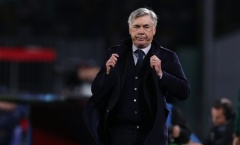 Ancelotti nài nỉ BLĐ Napoli để có thể ở lại nhưng không được đồng ý
