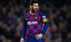 Góc nhìn: Giống như Ronaldo, Messi đang bắt đầu tiến hóa