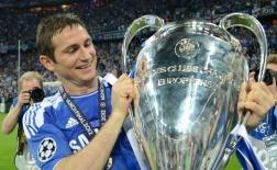 Frank Lampard và ký ức danh hiệu châu Âu lừng lẫy
