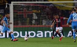 Thầy trò Carlo Ancelotti gục ngã trước Bologna trong ngày hạ màn Serie A