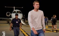 De Ligt và những người Hà Lan hiếm hoi ở Juventus