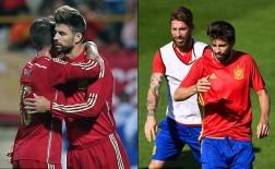 Ramos & Pique: Từ đồng đội cho đến kình địch