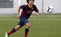 Arsenal nâng cấp cánh trái bằng sản phẩm của lò La Masia - 'Jordi Alba mới'