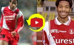 Thierry Henry xuất sắc như thế nào khi còn trẻ?