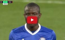Màn trình diễn của N'Golo Kante vs Southampton