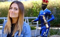 MC xinh đẹp lên tiếng, CĐV Chelsea 'dậy sóng'