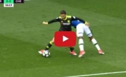 Màn trình diễn của Eden Hazard vs Everton