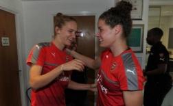 Vivianne Miedema - Chân dài vừa bỏ Bayern để về với Arsenal