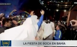 Hậu vô địch, dàn sao Boca Juniors rủ nhau đi nhát ma NHM
