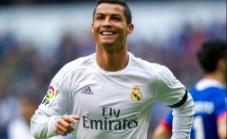 Ronaldo và những cú sút xa không thể cản phá