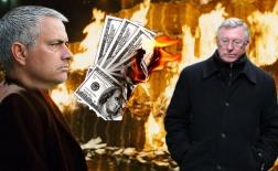 Hậu Sir Alex - Man United ném bao nhiều tiền vào thị trường chuyển nhượng?