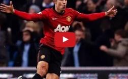 Top 10 bàn thắng của Man Utd tại Etihad